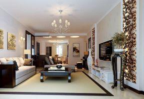 中式客廳裝潢