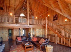 北美木屋圖片