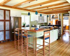 廚房樣板間實景照片
