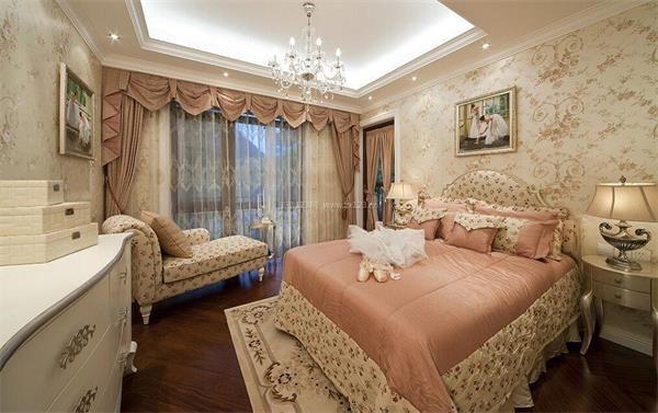 卧室效实图