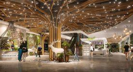 福建商业广场设计找天霸设计负责具时尚性