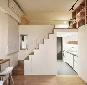家庭室內樓梯裝潢設計-每日推薦