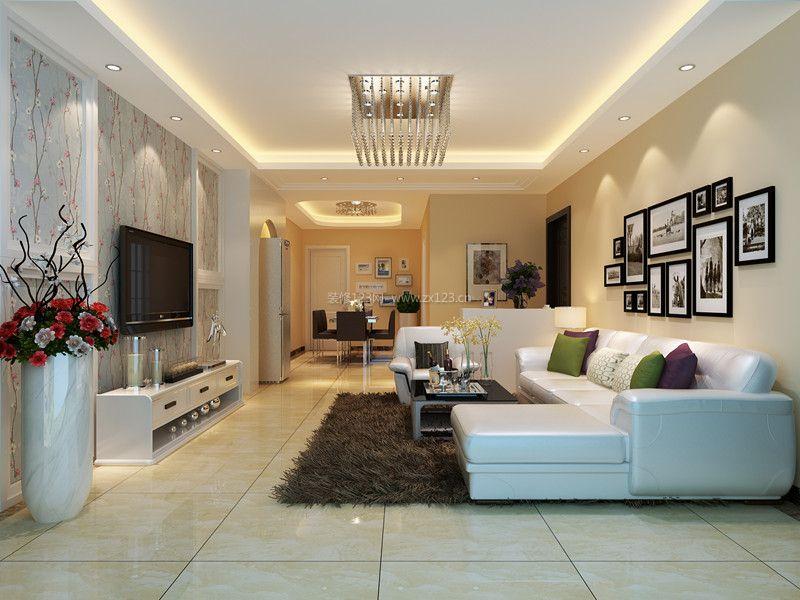 眉山阳光传世风景现代风格78平米设计方案 创新思维装饰