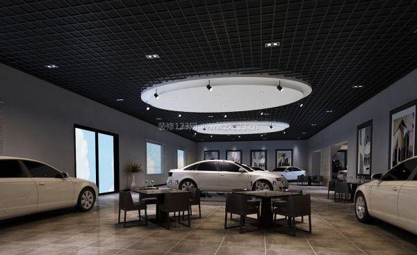 汽车美容装潢介绍和店面装修设计 4s店装修设计的注意