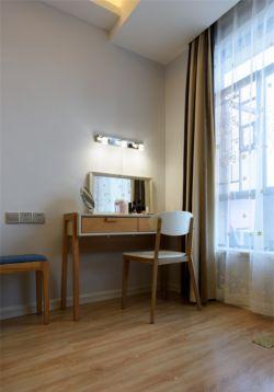 北歐臥室梳妝臺設計裝修圖片