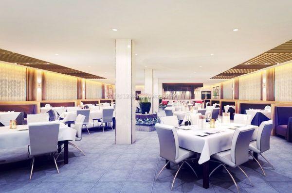 餐饮店装修,小清新文艺餐厅装修设计 简单小资 气氛迷人