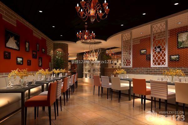 日式料理餐廳裝修風格圖片