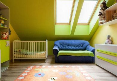 【宁波我爱我家装饰】儿童房间ballbet贝博网站设计技巧有哪些