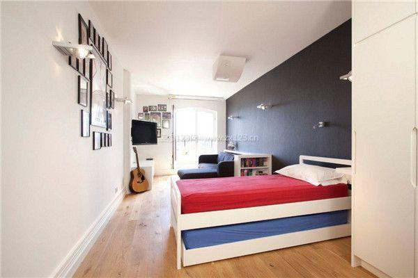 家庭卧室装修设计,卧室装修特点及注意事项!
