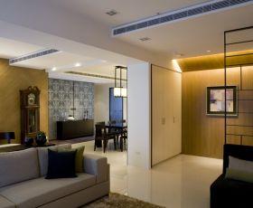 2018老房子现代简约风格二居室装修图片