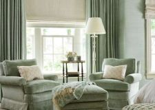 家里卫生要注意 不要忽视了窗帘的清洁