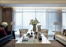客厅如何选择窗帘 选购注意事项需知道