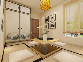 日式榻榻米房間裝修 日式室內裝修效果圖 現代日式裝修效果圖