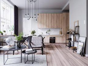 三室一廳家裝設計圖