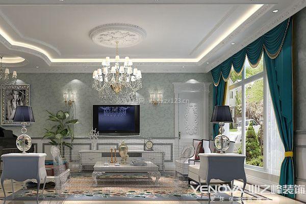 客厅吊顶设计图片图片