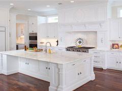 厨房装修用什么颜色好 七种搭配任你选