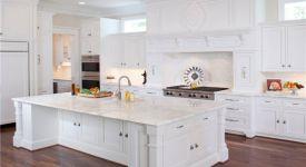 廚房裝修用什么顏色好 七種搭配任你選