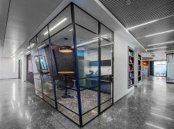 大型辦公室茶水間設計圖片