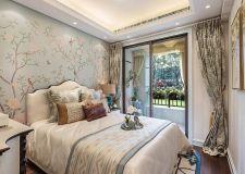 卧室背景墙贴什么墙纸 卧室背景墙墙纸选择技巧