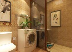 家裝衛生間玻璃隔斷設計圖片欣賞