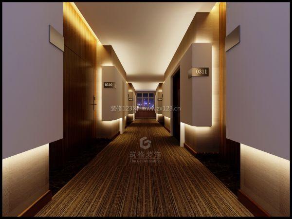 成都精品酒店装修设计丨小型宾馆怎么装修设计