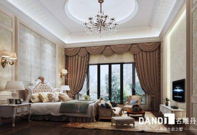 深圳别墅装饰装修_别墅主卧室该如何设计呢?