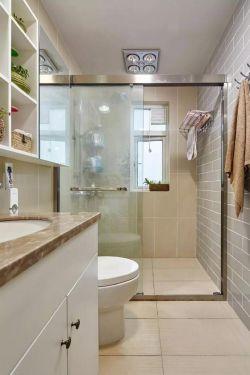 2018北歐簡約家居衛浴間設計效果圖