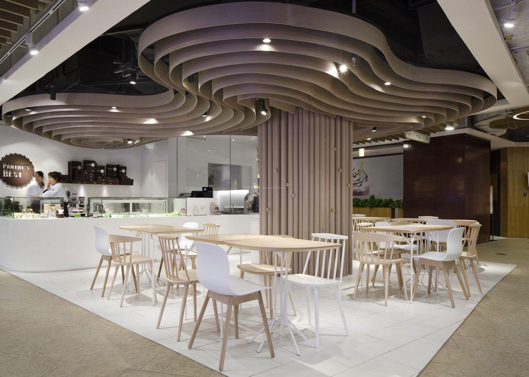 随心滋语diy烘焙体验馆设计图_蛋糕店装修,面包房设计
