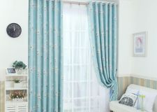 窗帘选得好 家装美得不像话
