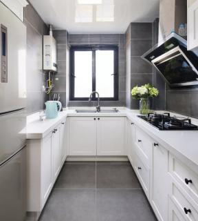 2018北欧厨房吧台装修效果图 北欧厨房装修风格