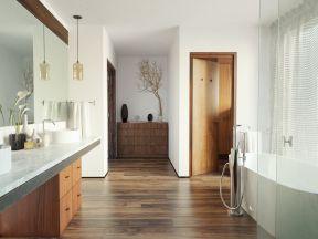 2018現代衛生間圖片大全 2018現代衛生間裝修風格 家居洗手間裝修效果圖