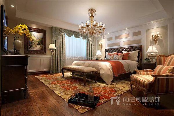 南京熙龙山院420平米美式天下别墅装修归宿v天下心之别墅海伦堡林隐案例风格图片
