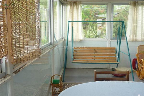 封闭式阳台好不好 封闭式阳台装修用什么材料