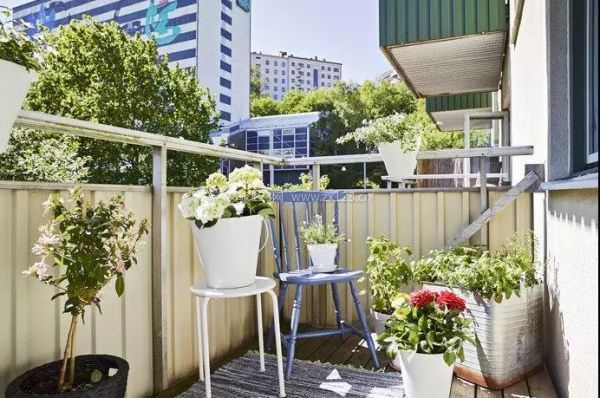你家的阳台,还只是个晾衣台吗