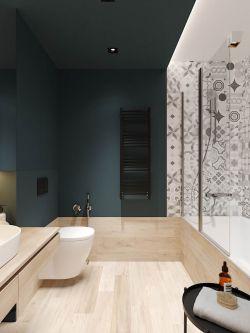 北歐公寓衛浴間裝修效果圖