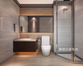 卧室卫生间装修效果图 家庭卫生间装修