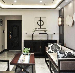 中式風格裝修效果中式客廳裝修-每日推薦