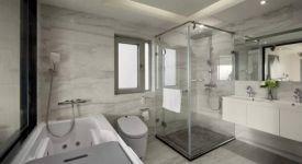 衛生間隔斷裝修注意事項 衛生間隔斷的尺寸選擇