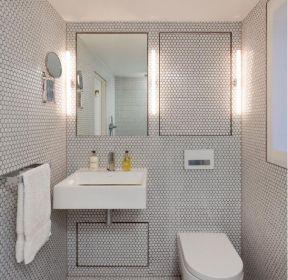 超小浴室卫生间简易装修效果图-每日推荐
