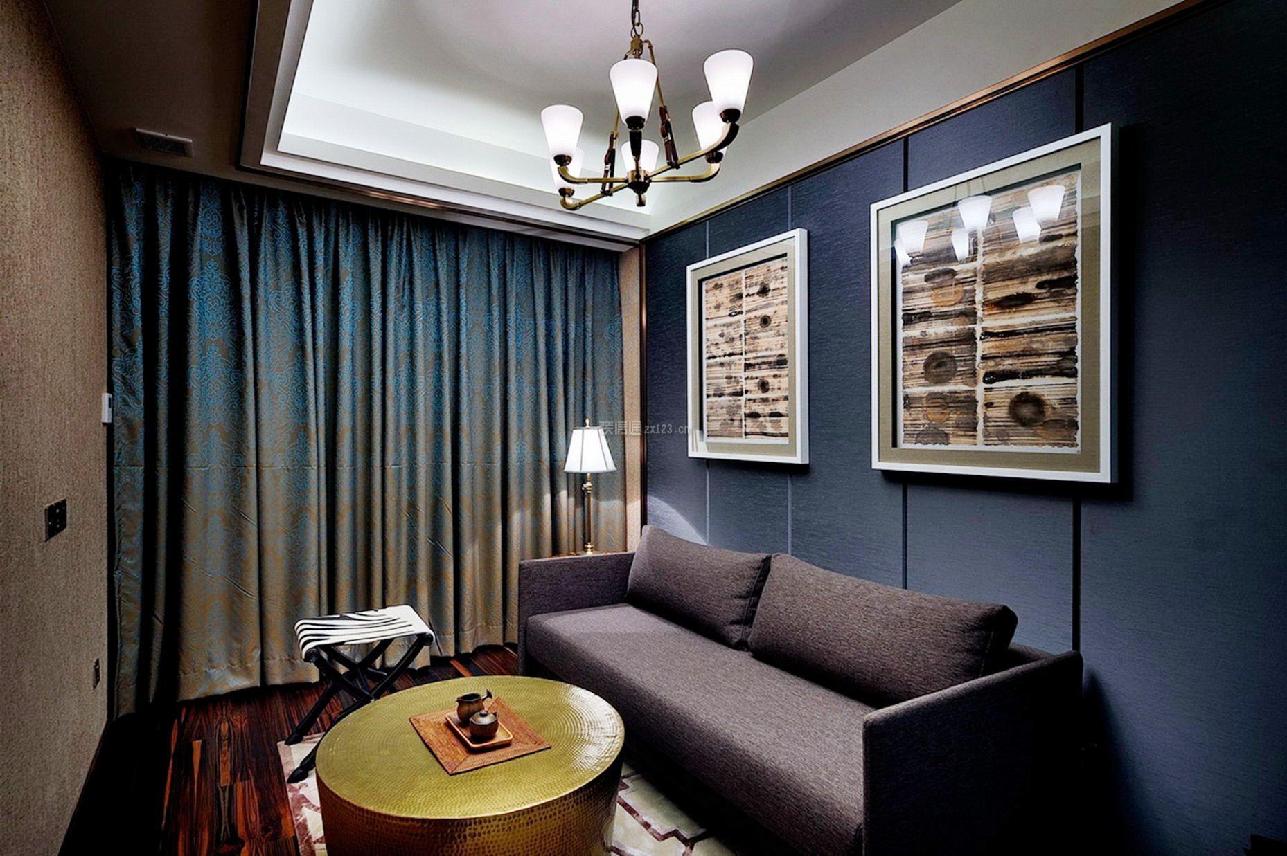 房屋室内装修小客厅设计图大全
