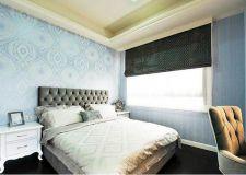 卧室壁纸的选择 卧室壁纸搭配选择技巧
