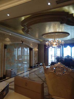 歐式風格客廳裝潢圖 歐式風格客廳沙發