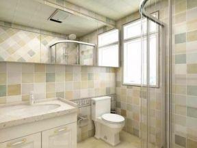 歐式廁所裝修效果圖 2018歐式廁所設計