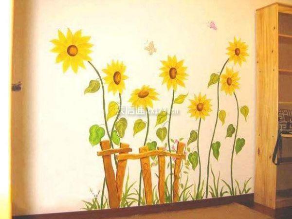公司动态 > 手绘墙怎么画 手绘墙画注意事项     8,购买颜料时对乳胶