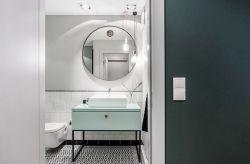 九十平米新房衛生間洗手臺圖片