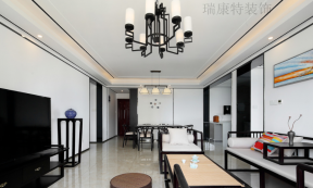 新古典客厅效果图 新古典客厅装修效果图