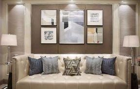 新古典客厅装修 新古典客厅装修效果图欣赏