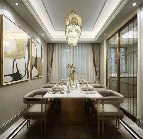 新古典餐厅装修 新古典餐厅装修效果图