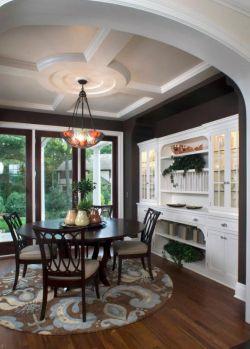 新古典風格餐廳壁柜設計圖片一覽