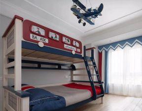兒童上下床裝修效果圖 2018兒童上下床雙層床圖片